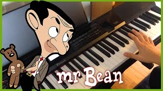 Mr Bean: The Animated Series theme - Piano Arrangement