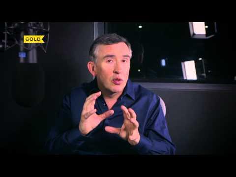 Steve Coogan talks about I'm Alan Partridge   Gold