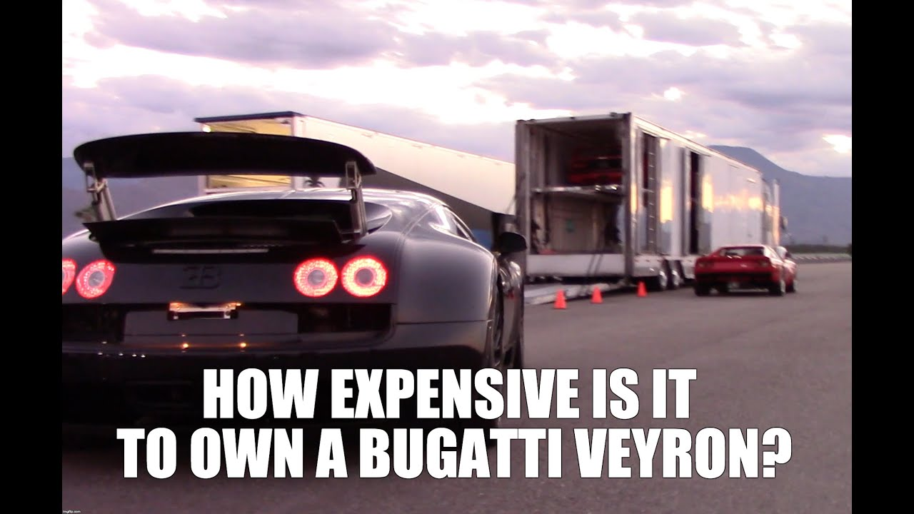 maxresdefault Exciting Bugatti Veyron Cost for Oil Change Cars Trend