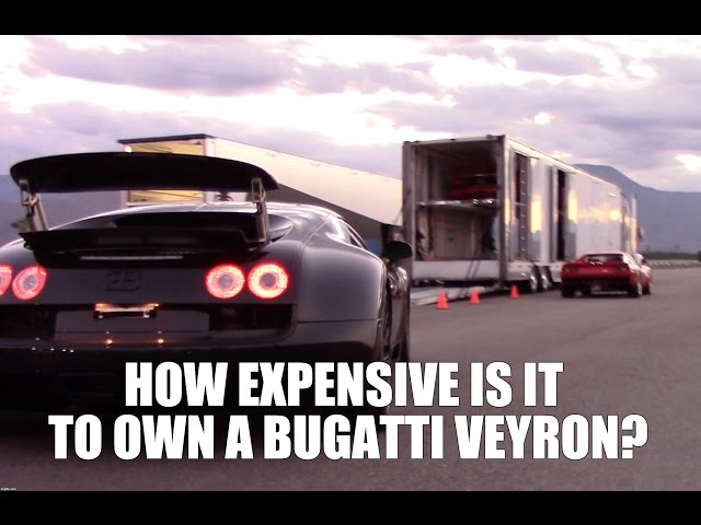 Heres why a bugatti veyron oil change costs 20000 solutioingenieria Image collections