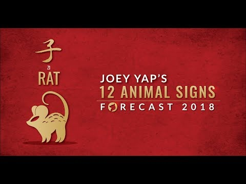 2018 Animal Sign Forecast: RAT [Joey Yap] from YouTube · Duration:  9 minutes 19 seconds