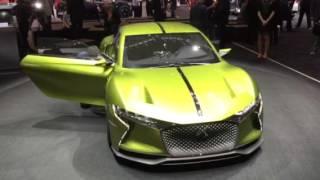 Ds E-Tense - Live At The Geneva Motor Show