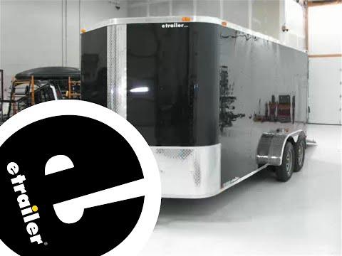 Etrailer | Erickson 4 Foot Vertical E-Track Installation