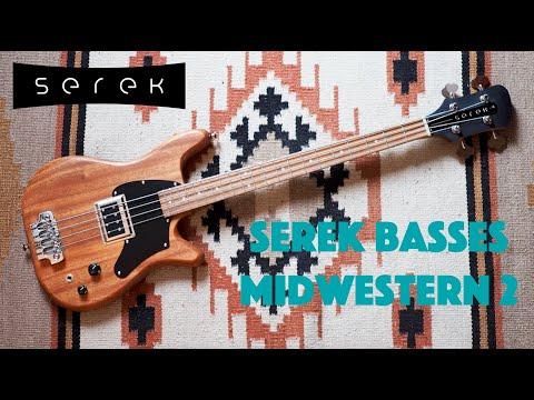 Serek Basses - Midwestern 2 Demo