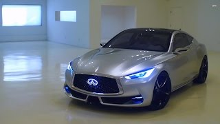 Infiniti Q60 Concept: First Look