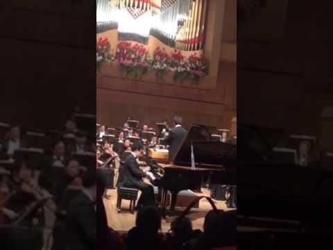 Rachmaninoff Piano Concerto no. 3 -JOHN YANG