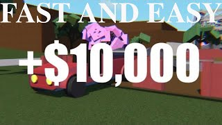Roblox - Lumber Tycoon 2 - How To Make FAST AND EASY MONEY