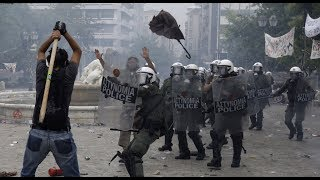 29 June 2011: Athens Warzone - The Battle for Syntagma Square thumbnail