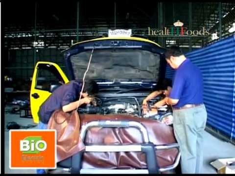 รถยนต์ดีเซล ติดแก๊ส LPG
