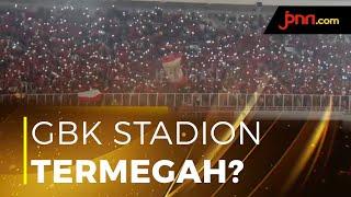 Gelora Bung Karno Masuk Nominasi Stadion Termegah se-Asia Tenggara - JPNN.com