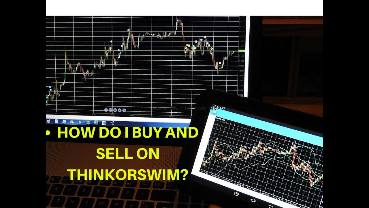 How to place orders on Thinkorswim