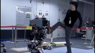 High-Power Robot Legs Can Jump, Balance