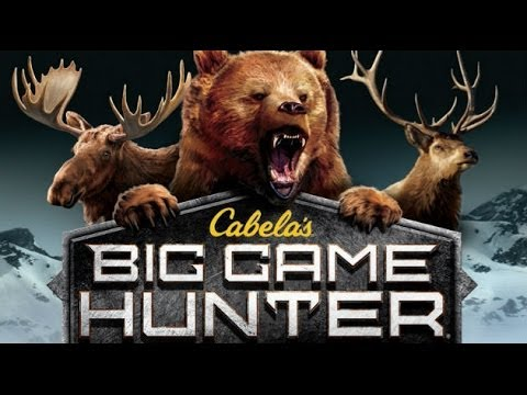 Cabelas Big Game Hunter Pro Hunts-RELOADED | IVOGAMES