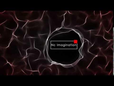 Trapocode waves NcImagination Logo animation   #NitishChandrashekarmath