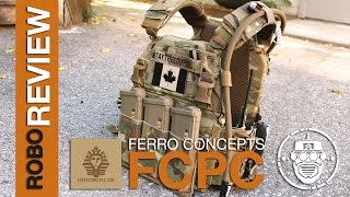 Robo-Airsoft: Robo Gear Review - Ferro Concepts FCPC Gen 4 Review