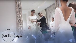 EXCLUSIVE: Watch Megan Young's Wedding Gown Fittings With Patricia Santos And Boom Sason
