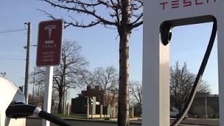 Rural Electric Car Drivers Feel 'Range Anxiety'