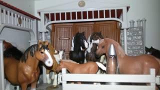 Обзор коллекции фигурок (домашние животные) часть 2
