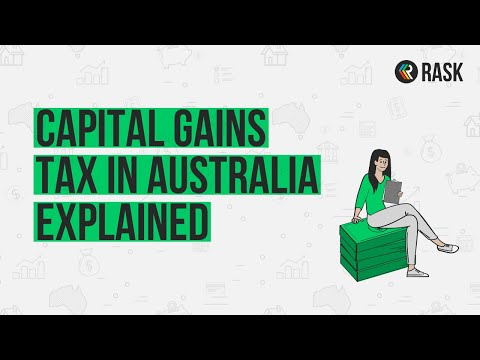 Explained: Capital Gains Tax (CGT) In Australia | Rask Finance | [HD]