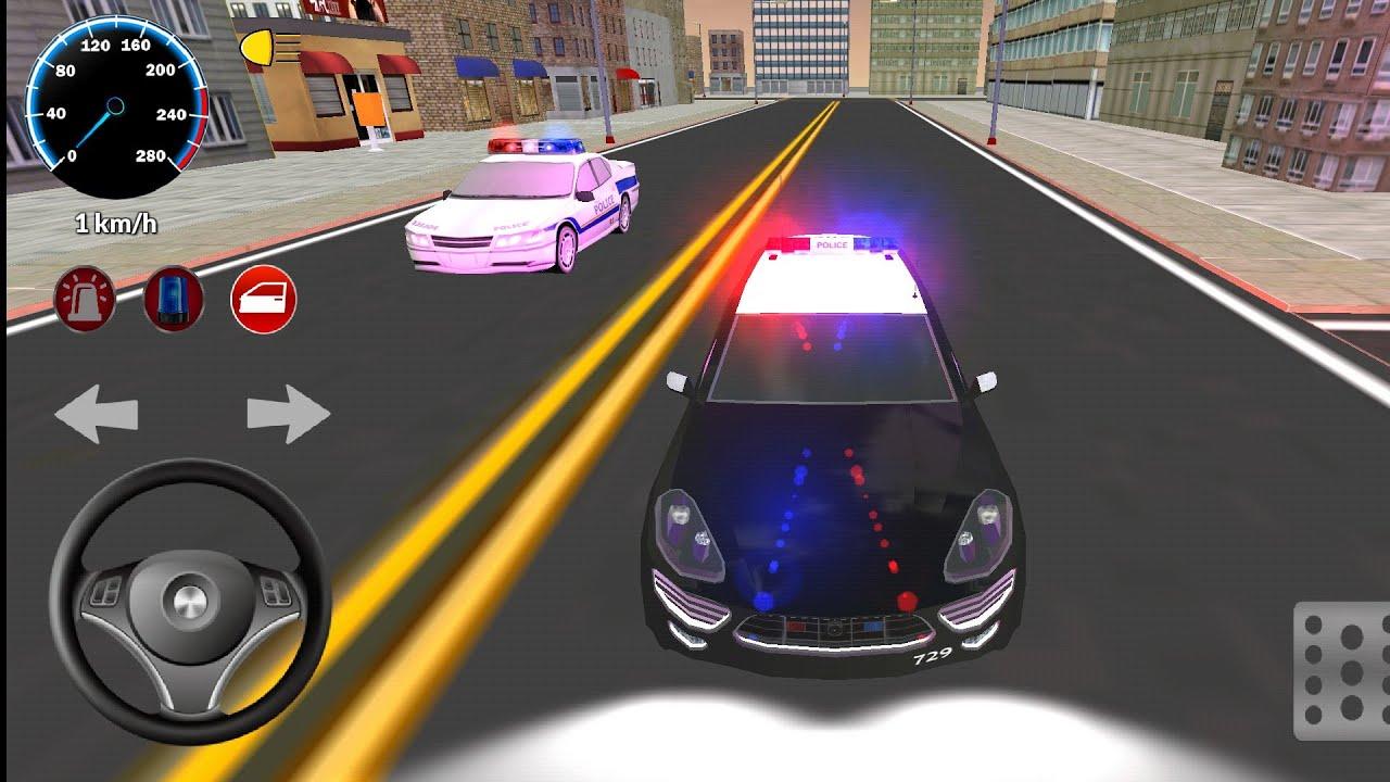 Araba Oyunlari Turk Polis Arabasi Oyunlari 3 Police Car Game