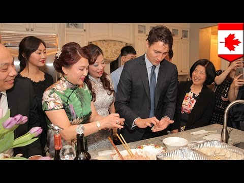 Justin Trudeau Chinese fundraisers: Rich Chinese lobbying prime minister for $1,500 a head - TomoNew