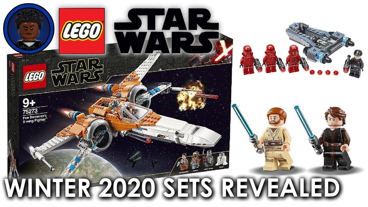 Winter 2020 Lego Star Wars Set Photos Revealed Youtube