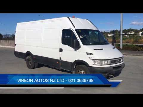 2006 IVECO DAILY 50C72 3.0L HPT