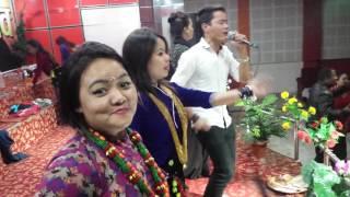 live singing by ganga pun magar