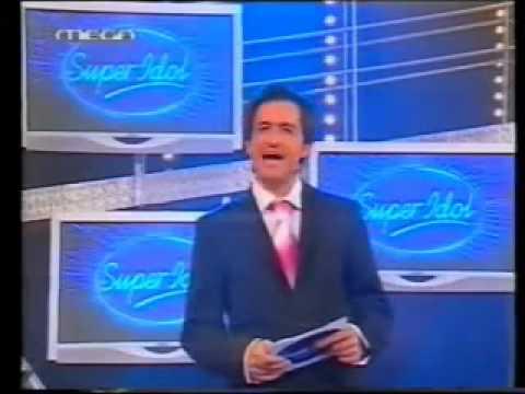 Η Τάμτα ως διαγωνιζόμενη στο Super Idol / 2004