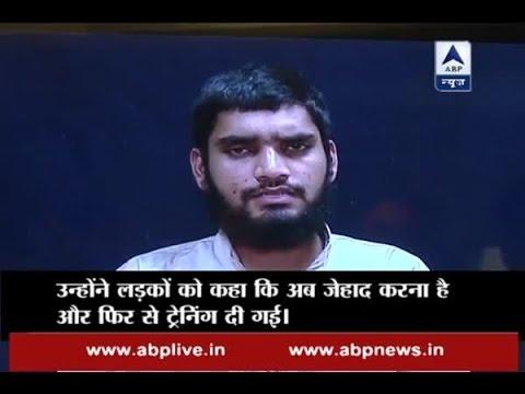 Sushma Swaraj calls Bahadur Ali 'Living proof of terrorist who entered from Pak'