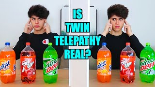 Download REAL TWIN TELEPATHY TEST Mp3 and Videos