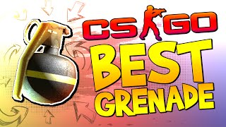 Best Grenade Prediction Ever! (CS:GO Funny Moment)