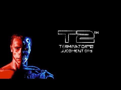 Terminator 2 - Judgment Day (NES): Полное Прохождение