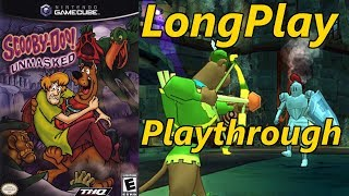 Scooby-Doo! Unmasked - Longplay Full Game Walkthrough (No Commentary) (Gamecube, Ps2, Xbox)