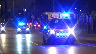 [NEW/RARE!] Ambulanza + Automedica CRI Cesena in emergenza a Rimini