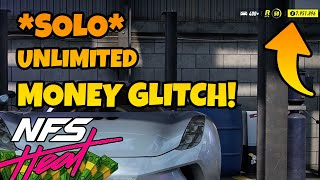 *SOLO* UNLIMITED MONEY GLITCH! NEED FOR SPEED HEAT! - Die besten Autos mit bestem Profit!