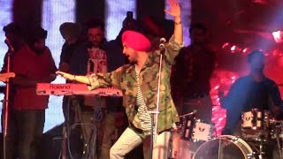 Diljit Dosanjh Live North Country Mall Mohali 24th March 2016 Full Concert