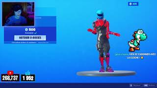 FORTNITE BOUTIQUE of AUGUST 28, 2019! WAR MOLOSSE SKIN RETOUR!
