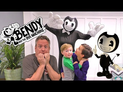 Bendy and the Ink Machine Extreme Hide and Seek