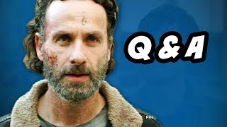 Walking Dead Season 5 Preview Q&A