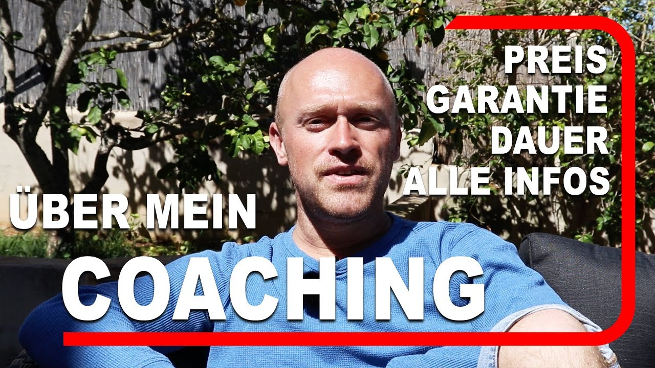Über mein Coaching - Danny Adams | Freedom Business
