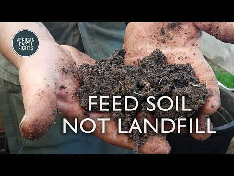 Nature Knows No Waste – Feed Soil Not Landfill