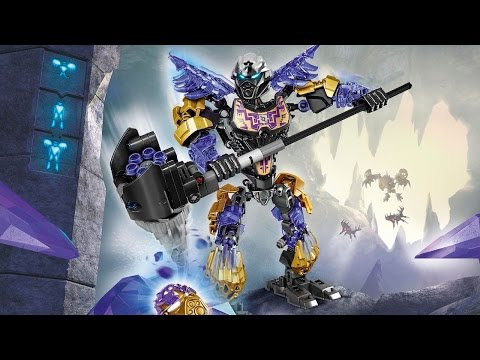 LET'S BUILD! - BIONICLE - 71309: Onua, Uniter of Earth