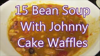 Cajun smoked ham Bean soup - How to make 15 bean soup