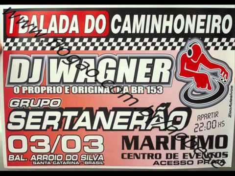 1 Balada do caminhoneiro 2012  Dj wagner Se Inscrevam