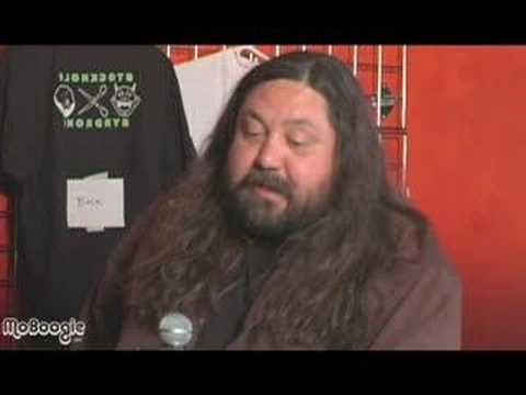 Widespread Panic's Dave Schools interview 2-23-08 Part 1