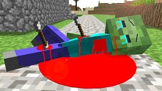 - Zombie Life 2 Craftronix Minecraft Animation
