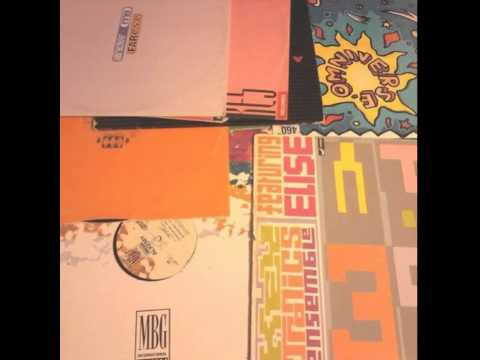 A Journey Into The Italian Deep House Music 89/92
