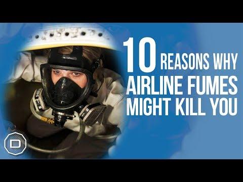 10 Reasons Toxic Airline Fumes Might Be Killing You (Health Warning)