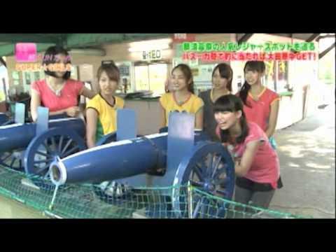 SUPER☆GiRLS スパガ 旅RUNガール TV東京 9/23 1前半